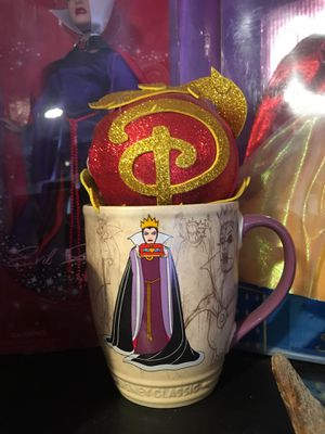 NEW! Disney Evil Queen Collectible Mug for Sale in City of Industry, CA