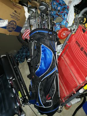 Complete Set of Golf Clubs + Some!... New Golf Bag too. Callaway Golf Shoes... for Sale in Taylorsville, UT
