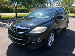 Great condition2012 Mazda CX-9 FWD 4dr Grand Touring Three-row seating loaded clean title good miles for Sale in Miramar, FL