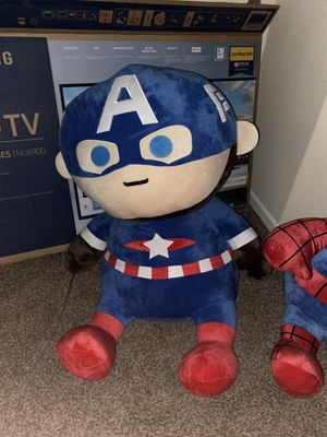 Captain America Life Size Plush for Sale in San Francisco, CA