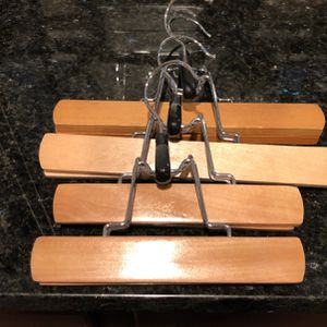 Excellent Wood Hangers for Sale in Seattle, WA