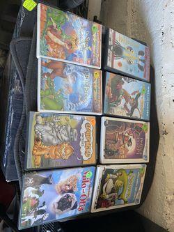 Kids dvds for Sale in Philippi,  WV
