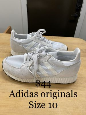 Adidas originals forest grove size 10 for Sale in Glendale, CO