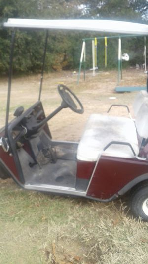 Ezgo golf cart needs batteries no charger for Sale in Latta, SC