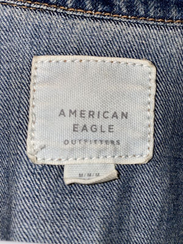 American Eagle Blue Jean jacket