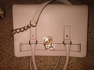 Michael Kors leather tote for Sale in Tulsa, OK