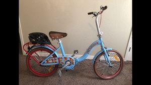 Freak Show custom citizen foldable bike for Sale in Denver, CO