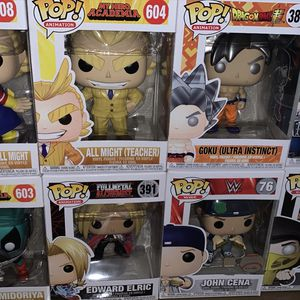 Variety Of Funko Pops for Sale in Rockville, MD
