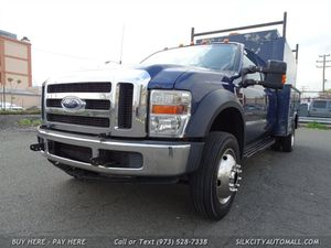 2008 Ford F-550 SD Utility Service Truck Crew Cab Diesel 4x4 for Sale in Paterson, NJ