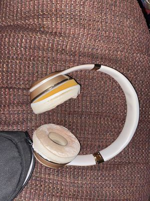 Gold Beats Solo 3 for Sale in Columbus, OH