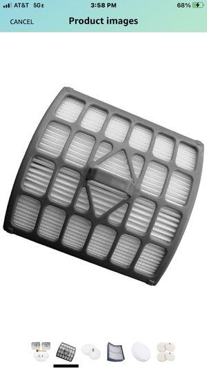 Filter 2 Hepa Filter & 2 Foam Felt Filters for Shark Rotator Vacuum Filter Slim-Lite Lift-Away NV340 NV341 Foam & Felt Filter Kit Professional Vacuum for Sale in Las Vegas, NV