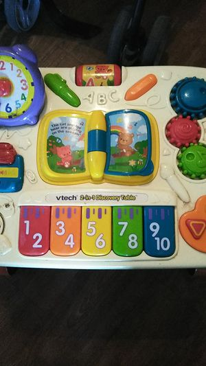 Baby 2-1 toy table for Sale in Lewisville, TX