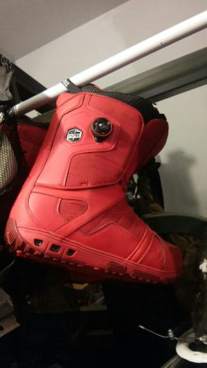 NEW Rome Inferno snowboard boots a for Sale in Prineville, OR