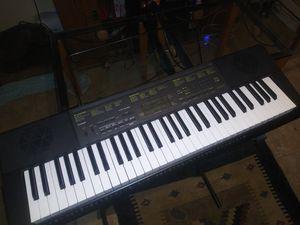 Casio electric keyboard for Sale in Phoenix, AZ