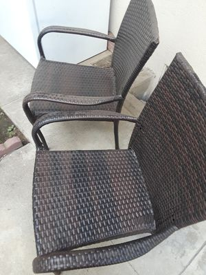 Patio chairs for Sale in Los Angeles, CA