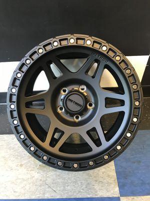 Method Race Wheels MR 312 MATTE BLACK 17 X 8.5 5X5 for Sale in Claremont, CA
