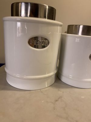 Kitchen Storage Jar, Cannister, Container for Sale in Winter Park, FL