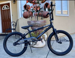 """Mongoose Index 1.0 20"""" Freestyle Bike- Black for Sale in Azusa, CA"""