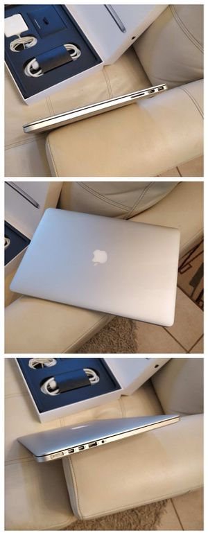 Brand New Macbook Pro 15 Retina i7 - 16 GB Memory and 512 GB Solid State Drive. for Sale in Wichita Falls, TX