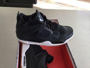 New Men's Air Jordan 4 Retro (Laser) size 12 for Sale in National City, CA