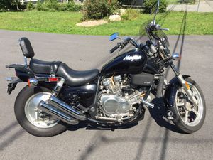"1988 Honda V45 VF750C Magna Motorcycle (a.k.a. ""Super Magna"") for Sale in Foxborough, MA"