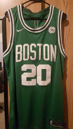 Gordon Hayward Boston Celtics Jersey for Sale in Marysville, WA