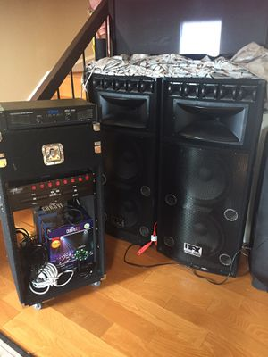 EQUIPO DE DJ for Sale in Silver Spring, MD