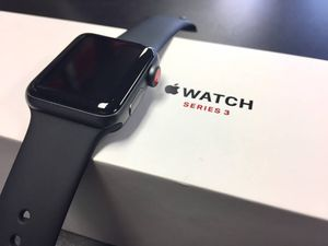 Apple Watch Series 3, 38mm, GPS Only, No charger for Sale in Portland, OR
