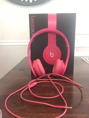 Beats by Dre Solo Hd wired in for Sale in New Lenox, IL