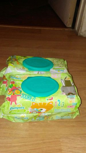 Pampers Baby Wipes for Sale in Las Vegas, NV