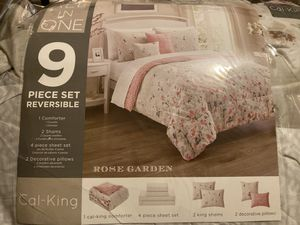 BRAND NEW California King Bed Set for Sale in Fishers, IN