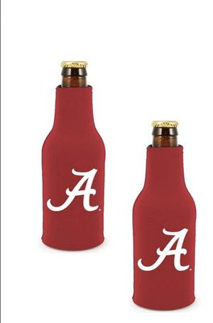 Official National Collegiate Athletic Association Fan Shop Authentic NCAA 2-pack Insulated Bottle Cooler. Show Team Pride At Home, Tailgating or At t for Sale in Bell Gardens, CA