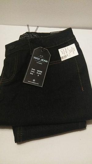 New Skinny Jeans Black Size 5 Juniors for Sale in Fresno, CA