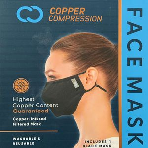New 2 Copper Compression Face Mask for Sale in St. Louis, MO