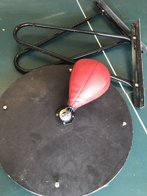 Speed punching bag for Sale in Tulsa, OK