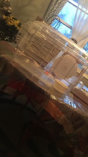 Limited addition clear hamster cage for Sale in Lorton, VA