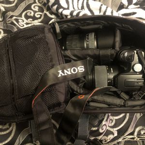 Sony Ax Camera Kit for Sale in Fort Worth, TX