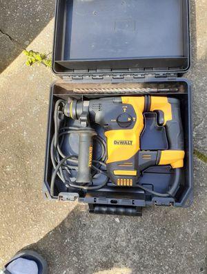 Dewalt Hammer drill for Sale in Loganville, GA