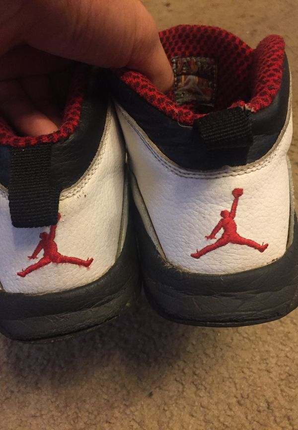 "Jordan 10 ""Chicago"""
