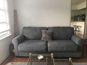 Sofa couch grey for Sale in Orlando, FL