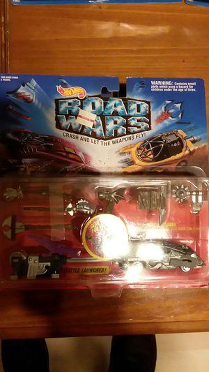 Hot wheels Road wars battle launcher for Sale in Louin, MS