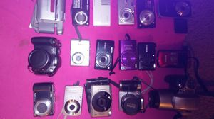 Camera lot 24...ALL CAMERAS WORK for Sale in Portland, OR