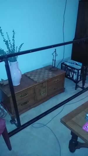 Queen or Full or twin bed frame for Sale in Santa Maria, CA