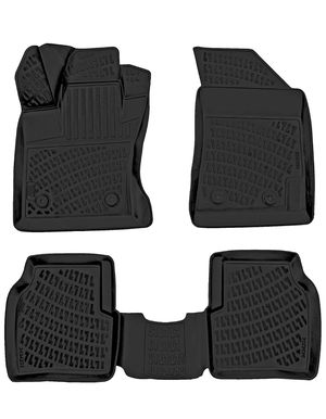 Crocliner Floor Mats for Jeep Compass / 2017-2020 for Sale in Arlington Heights, IL