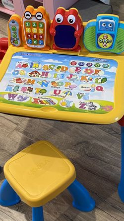 Vtech Learning Table for Sale in Mercer Island,  WA