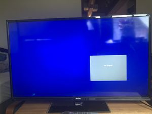 42 in TV with stand wrapped in plastic for Sale in Washington, DC