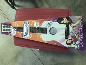 Acoustic guitar - Wizards of Waverly Place for Sale in Allen Park, MI