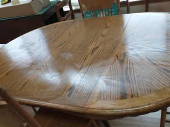 Kitchen Table & 4 Chairs for Sale in Rochester,  WA