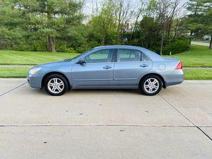 2007 Honda Accord sedan for Sale in Chesterfield, MO