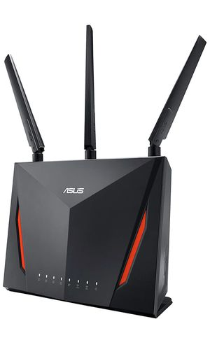 ASUS AC2900 WiFi Dual-band Gigabit Wireless Router (RT-AC86U) for Sale in Seattle, WA